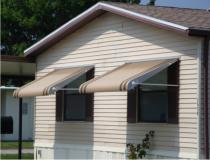 custom made aluminum awning