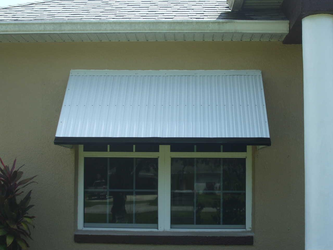 Gallery Of Aluminum Awning Photos Haggetts Aluminum