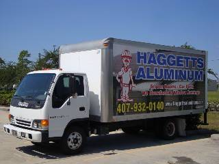 haggetts worktruck