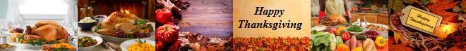thanksgiving turkey collage