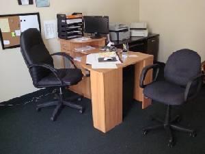 haggetts aluminum office