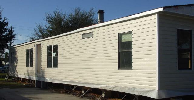 florida mobile home restoration after