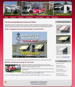 haggetts aluminum website