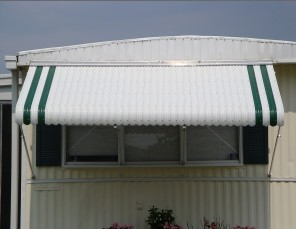 haggetts aluminum awning