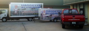 haggetts aluminum vehicles 2014