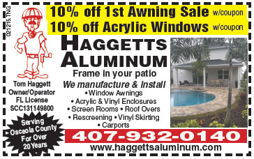 haggetts aluminum coupon