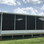 Custom Deck Screen Room Addition 3