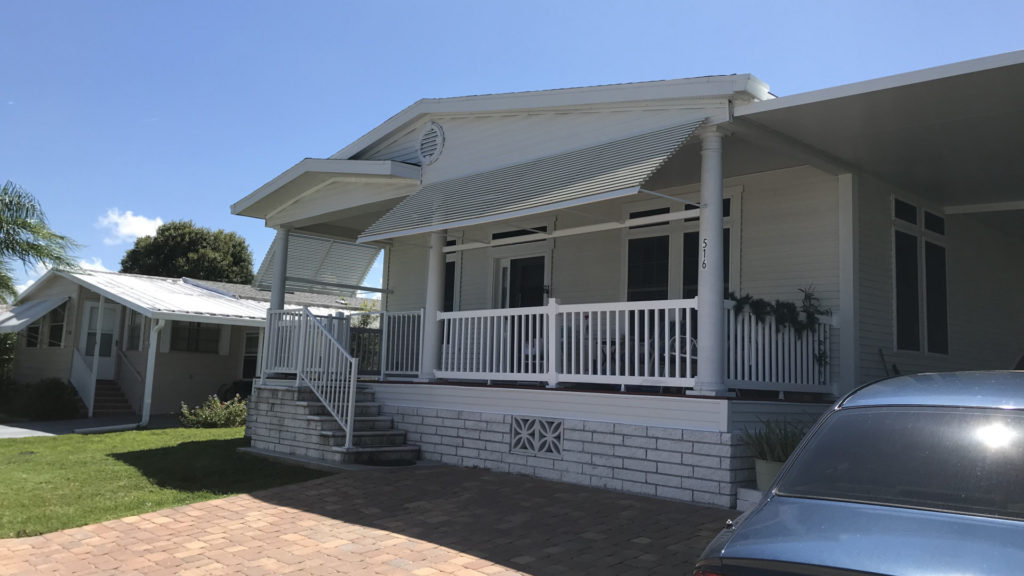 melbourne florida awning project mount