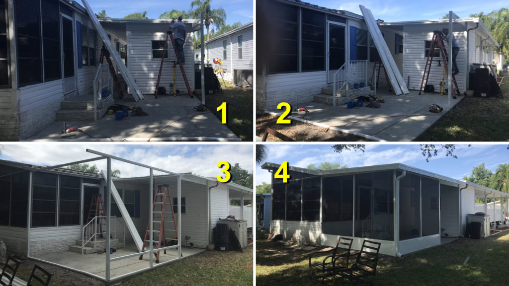 merritt island screen room phases