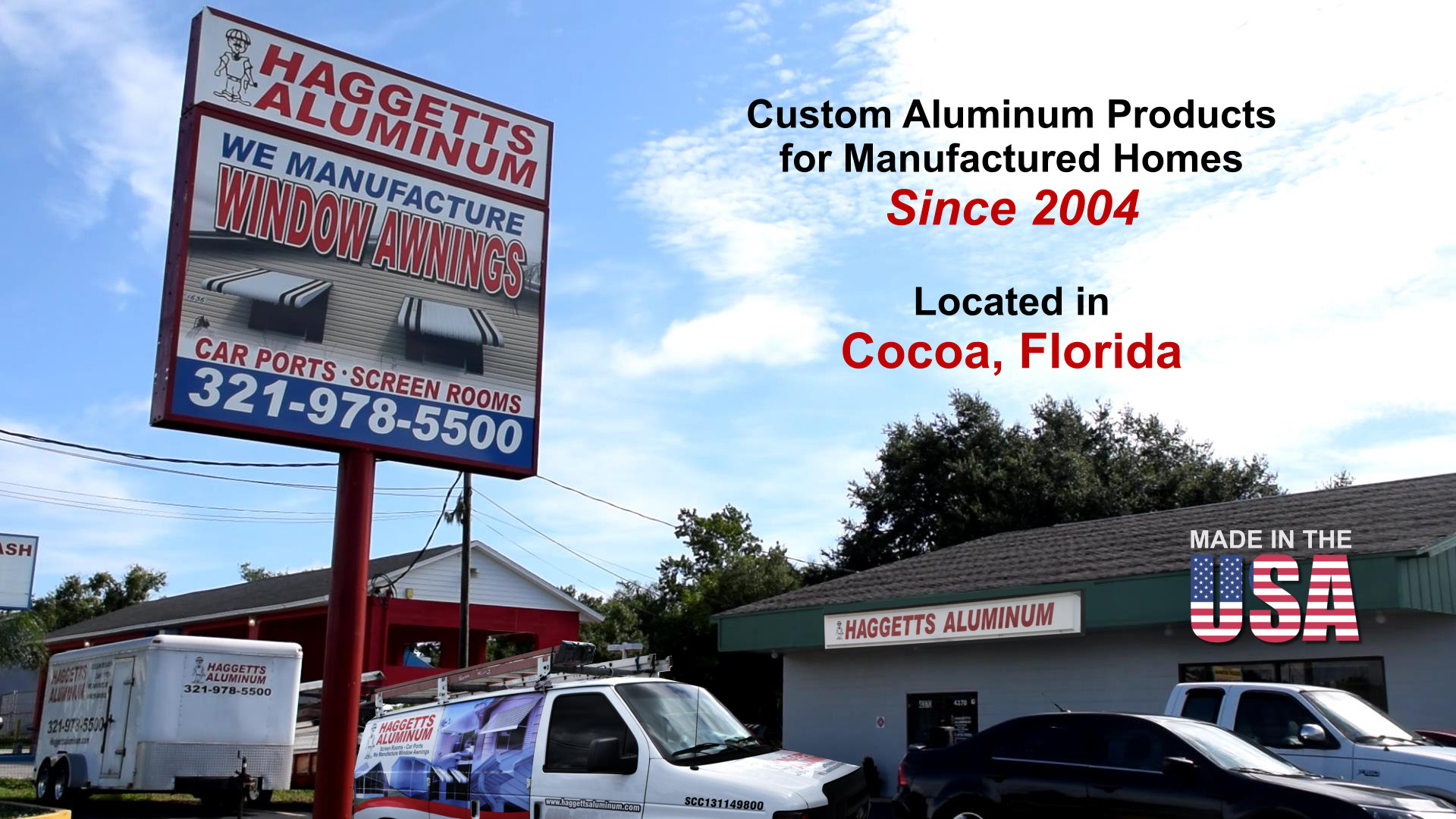 haggetts facility in cocoa florida
