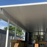patio deck insulated roof