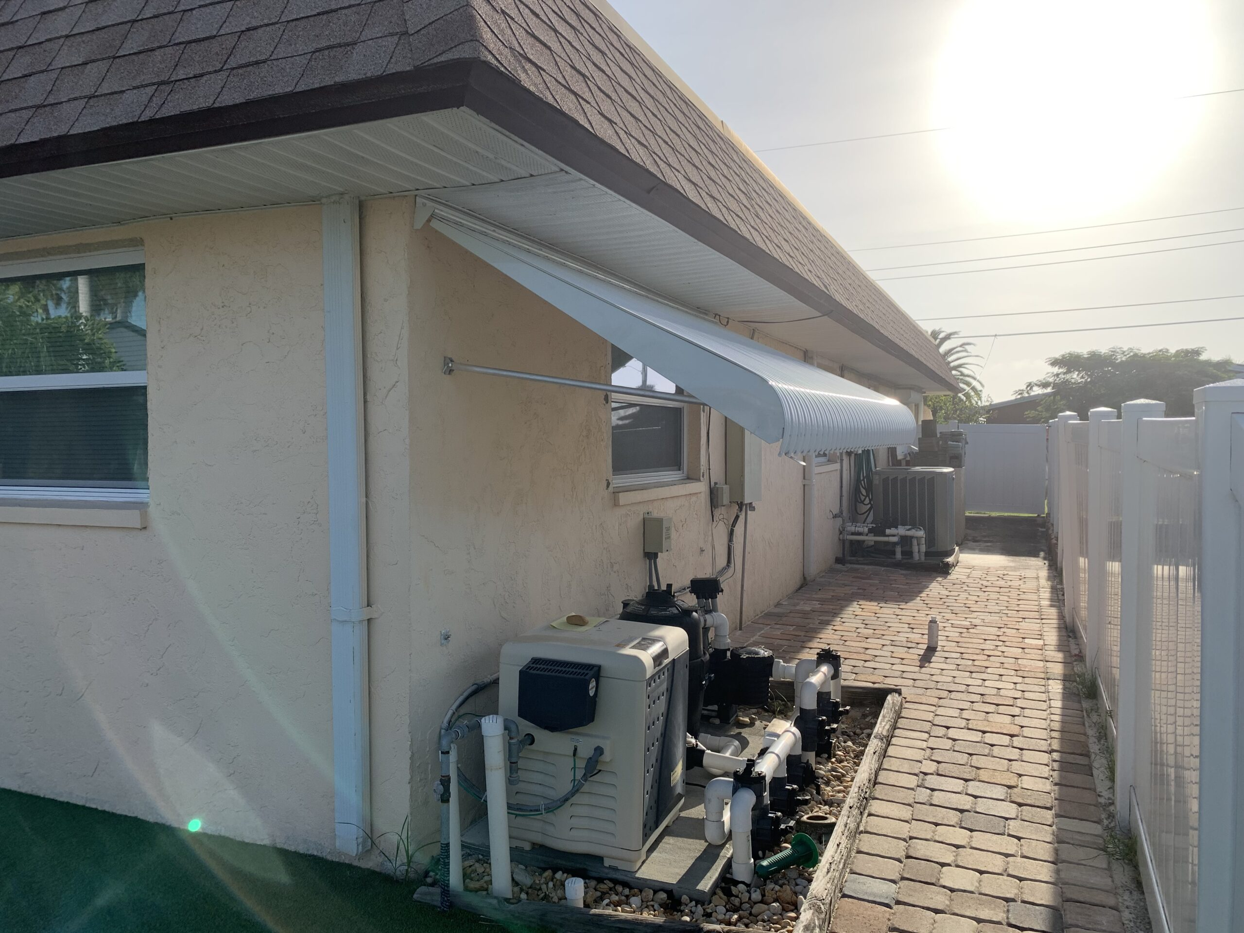 pool-equipment-awning-project