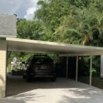 large custom carport cocoa fl 2