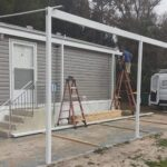 Custom Shed and Carport Phase One