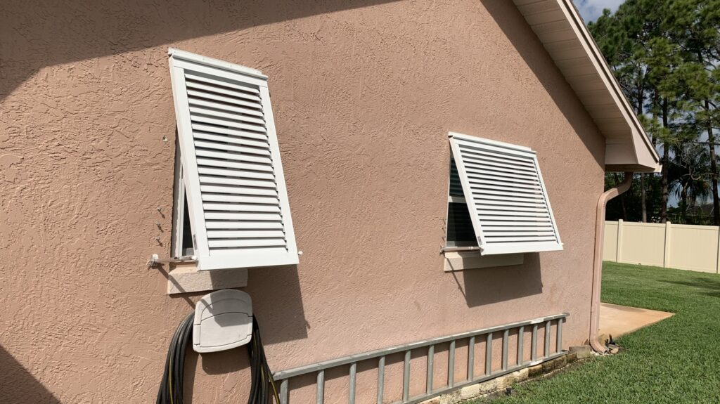 custom bahama awnings side