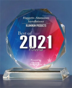 haggetts best of 2021 award
